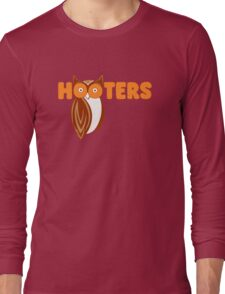 Hooters  Long Sleeve T-Shirt