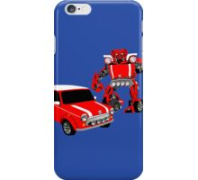 Mini Transformer iPhone Case/Skin