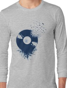 vinyl record Long Sleeve T-Shirt