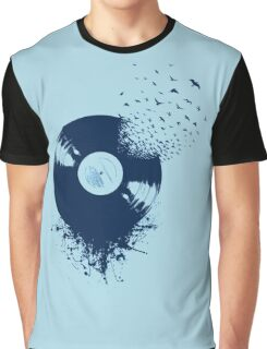 vinyl record Graphic T-Shirt