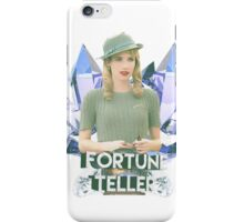 maggie esmeralda the fortune teller (emma roberts) iPhone Case/Skin
