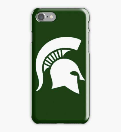 Michigan State Spartans iPhone Case/Skin