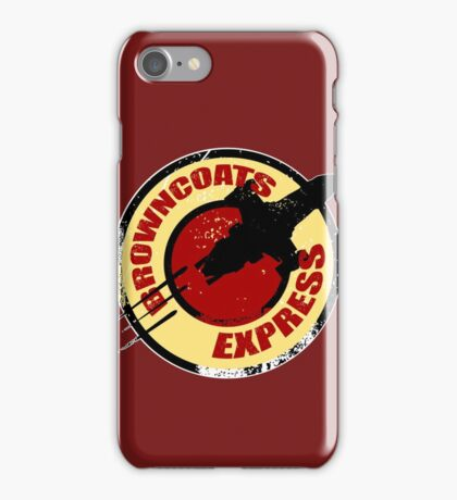 BROWNCOATS EXPRESS iPhone Case/Skin