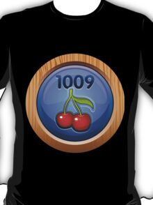 Glitch Achievement overpaid executive fruit tree harvester T-Shirt