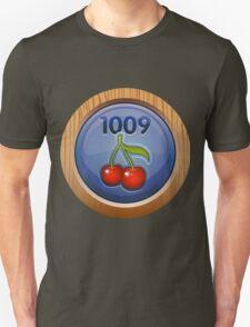Glitch Achievement overpaid executive fruit tree harvester Unisex T-Shirt