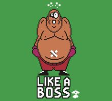 8Bits - Like A Boss - Cloud Nine Baby Tee