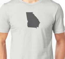 Georgia Plain Unisex T-Shirt