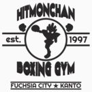 Hitmonchan Boxing Gym   Gray by RJtheCunning