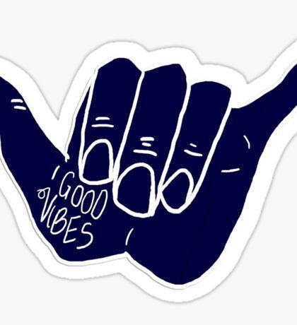 _good vibes_ Sticker