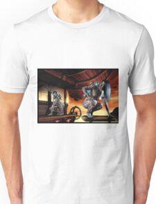 Steampunk Painting 010  Unisex T-Shirt
