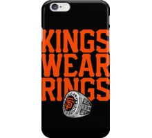 Giant Amongst Kings iPhone Case/Skin