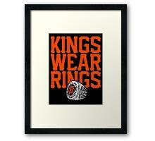 Giant Amongst Kings Framed Print