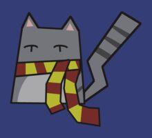 Gryffindor Kitty by Rjcham