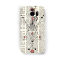 Aliens and Indians Samsung Galaxy Case/Skin