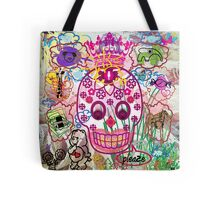 Day of The Dead Series: Princesa Tote Bag