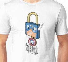 Cap's Lock Unisex T-Shirt