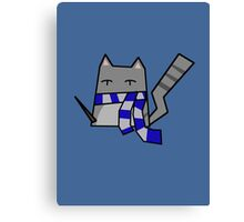 Ravenclaw Kitty Canvas Print