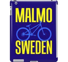 MALMO, SWEDEN iPad Case/Skin