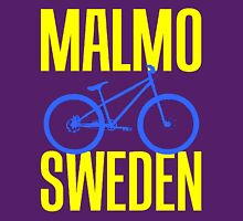MALMO, SWEDEN Women's Fitted Scoop T-Shirt