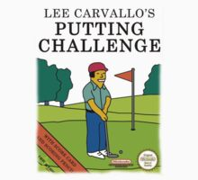 Lee Carvallo's Putting Challenge Kids Clothes