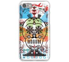 Day of The Dead Series: Payaso iPhone Case/Skin