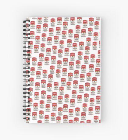 Soupy Goodness Spiral Notebook