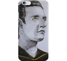 Data's Dream iPhone Case/Skin
