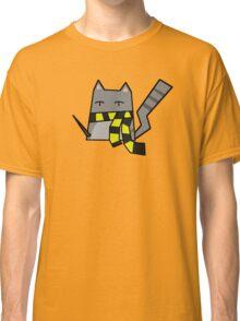 Hufflepuff Kitty Classic T-Shirt