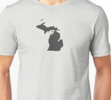Michigan Plain Unisex T-Shirt
