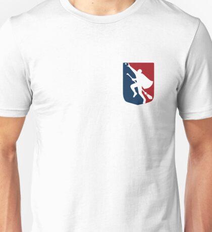Quidditch Emblem Unisex T-Shirt