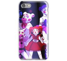 Sister Location squad  iPhone Case/Skin