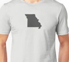 Missouri Plain Unisex T-Shirt