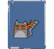 Michaelangelo Teenage Mutant Ninja Kitty iPad Case/Skin