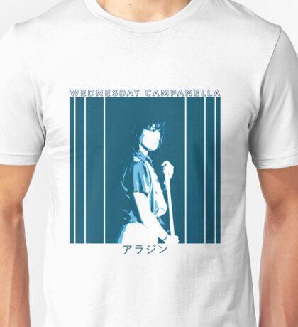 Wednesday Campanella - Aladdin Unisex T-Shirt