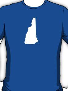 New Hampshire Plain T-Shirt
