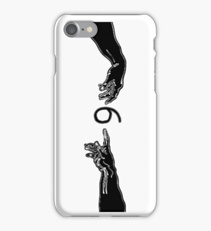6 Touch of God iPhone Case/Skin
