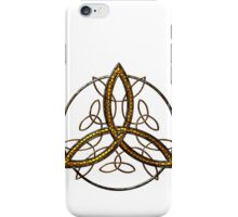 Bee Celtic Triquetra iPhone Case/Skin