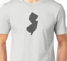 New Jersey Plain Unisex T-Shirt