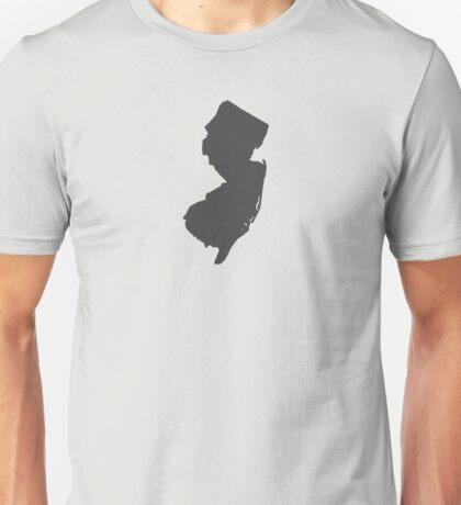 New Jersey Plain Unisex T-Shirt