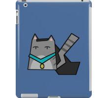 Pocahontas Cat iPad Case/Skin