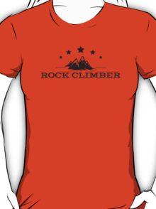 Rock Climber T-Shirt