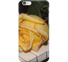 A Song From A Rose iPhone Case/Skin