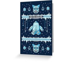 Such an Ice Sweater: Ho-Ho-Hoenn Greeting Card