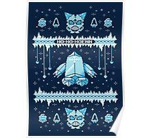 Such an Ice Sweater: Ho-Ho-Hoenn Poster