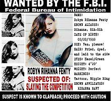 Police Report  by RihannaLove
