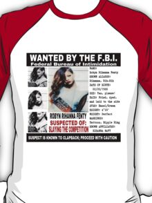 Police Report  T-Shirt