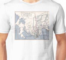 Rio de Janeiro Tramway - 1906 Unisex T-Shirt