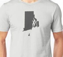 Rhode Island Plain Unisex T-Shirt