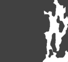 Rhode Island Plain Sticker