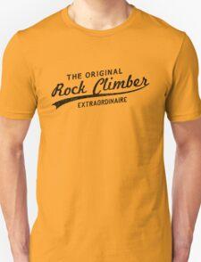 Original Rock Climber Extraordinaire T-Shirt
